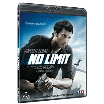 No LimitNo Limit Coffret de la Saison 1 - Blu-Ray