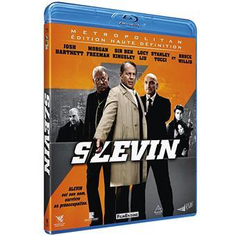 Slevin Blu-ray