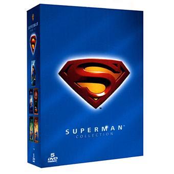 SupermanSUPERMAN-COFFRET-5 DVD-VF