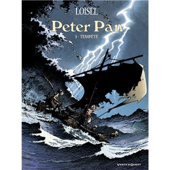 Peter PanTempête
