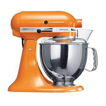 KitchenAid Artisan® 5KSM150PSTG Robot Patissier - Orange