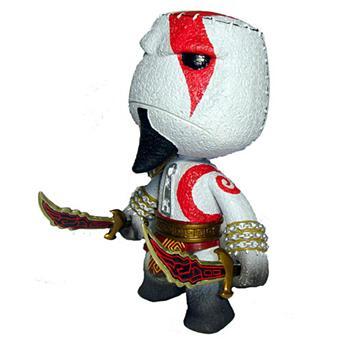 God of war figurine kratos sackboy jeux vid o achat for God of war 3 jardines superiores