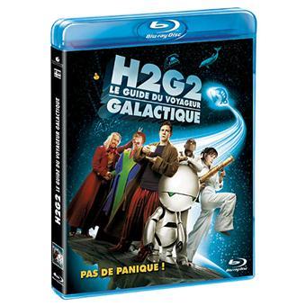 H2G2, le guide du voyageur galactique - Edition Blu-Ray