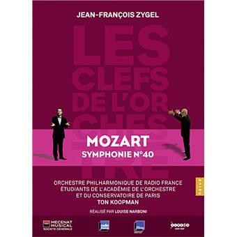 Mozart/Les Clefs D'Orchestre