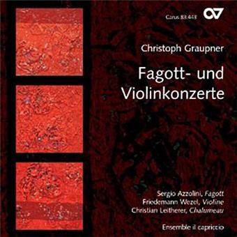 Fagott-Und Violinkonzerte