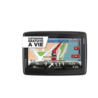 Navigation GPS TOMTOMGOLIVE825MNOIREUROPE 45PAYS CARTE A VIE