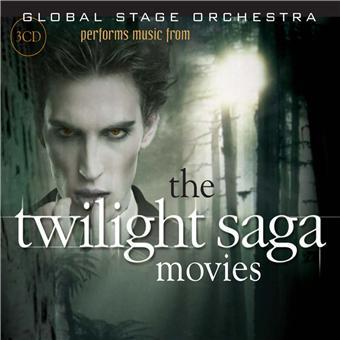Twilight saga movies