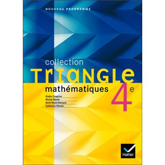 collection triangle mathematiques 4eme correction des exercice
