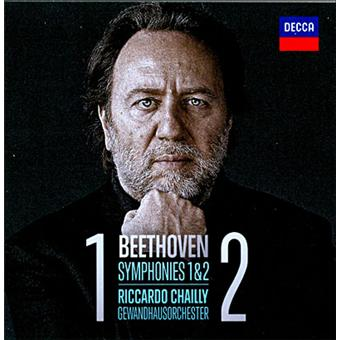 Symphonies no.1 & 2