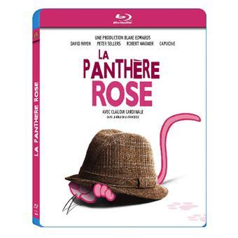 La Panthère Rose Blu-ray