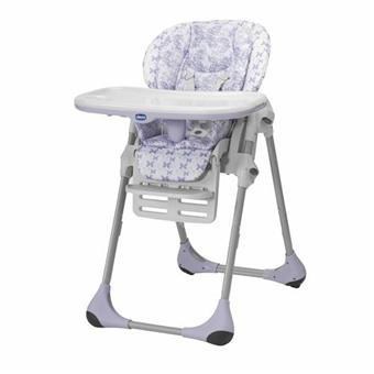 Chicco - Chaise Haute - Polly 2 en 1 - Butterfly ...