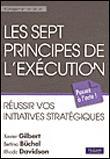 Les sept  principes de l'exécution