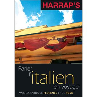 Harrap's parler l'Italien en voyage