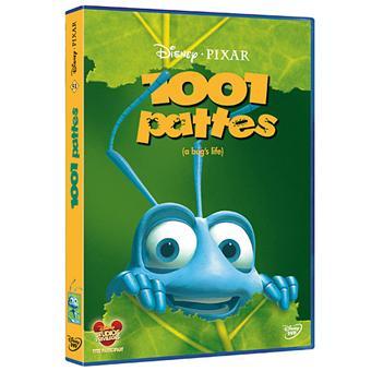 1001 Pattes DVD