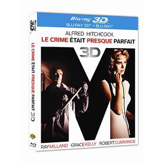 Le Crime était presque parfait - Combo Blu-Ray 3D