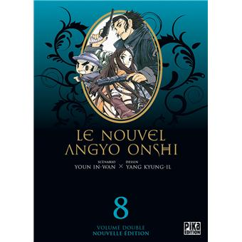 Le Nouvel Angyo Onshi Double Tome 8 Tome 16 Le Nouvel