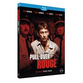 Le pull-over rouge Blu-ray