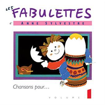 FABULETTES VOL 1 : CHANSONS POUR...