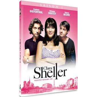 Clara ShellerClara Sheller Saison 1 Coffret DVD