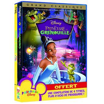 La Princesse et la Grenouille - Compilation Playhouse Disney - Bipack