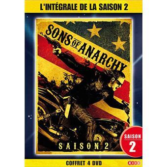 Sons of AnarchySons of Anarchy - Coffret intégral de la Saison 2 - Edition 2011
