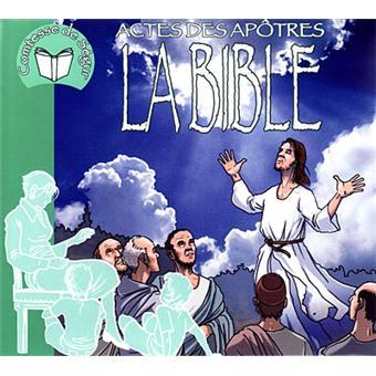Bible actes des apotres