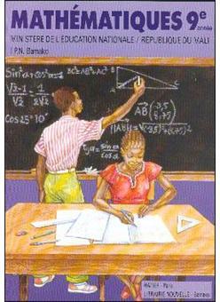 Mathematiques 9e Annee Livre De L Eleve Mali