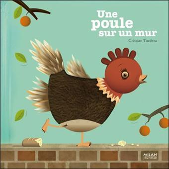 """Résultat de recherche d'images pour """"gifs animes une poule sur un mur"""""""