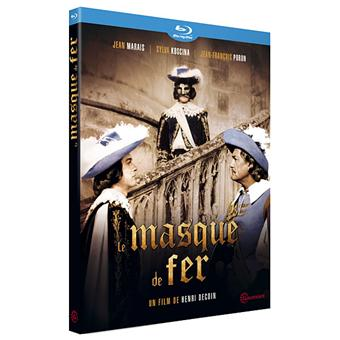 Le masque de fer Blu-ray