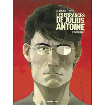Les Errances de Julius AntoineLes Errances de Julius Antoine -  Intégrale Tomes 01 à 03