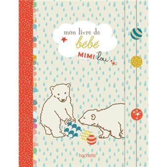 Mon Livre De Bebe Mimi Lou