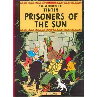TintinPrisoners of sun