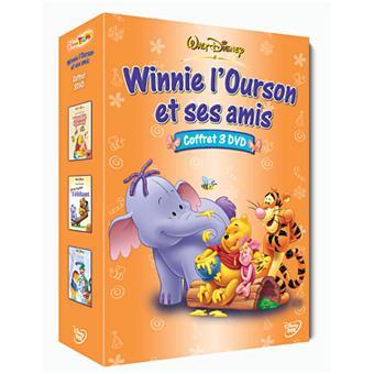 Amis Winnie L Ourson coffret winnie l'ourson et ses amis - volume 2 - dvd zone 2 - achat