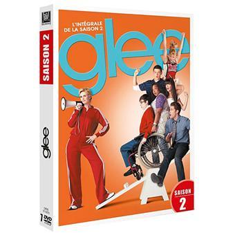GleeCoffret intégral de la Saison 2