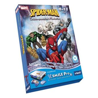 VSmile Pro - Jeu éducatif : Spiderman