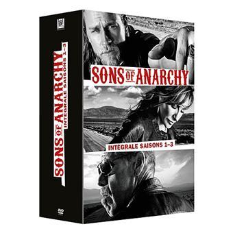Sons of AnarchySons of Anarchy - Coffret intégral des Saison 1 à 3