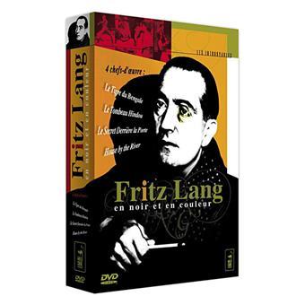 Coffret Fritz Lang En Noir Et En Couleur Fritz Lang Dvd Zone 2 Achat Prix Fnac