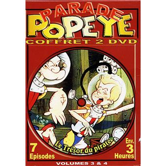 PopeyeCoffret volumes 3 et 4