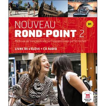 Nouveau rond point 2 b1 eleve l+cd