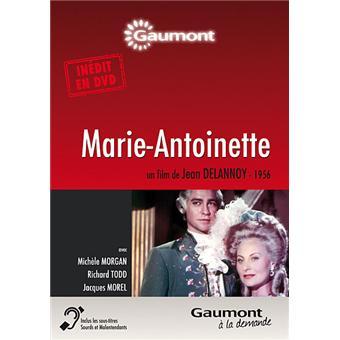 Marie-Antoinette DVD
