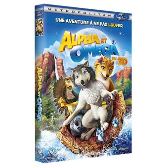 Alpha & Omega - Versions 2D et 3D