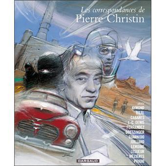 Correspondances de Pierre Christin (Les) - Intégrale - Correspondances de Christin