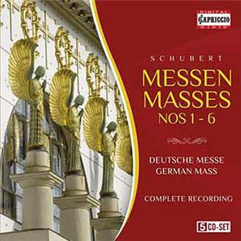 Masses No.1-6/german Mass