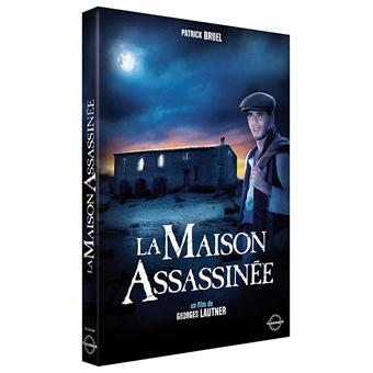 La maison assassinée DVD