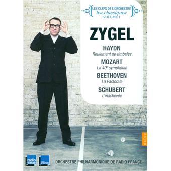 ZYGEL VOLUME 1 - LES CLASSIQUES/DVD