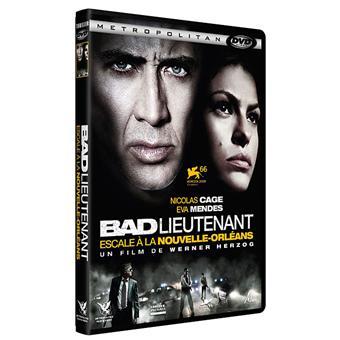 Bad Lieutenant Escale à la Nouvelle Orléans DVD