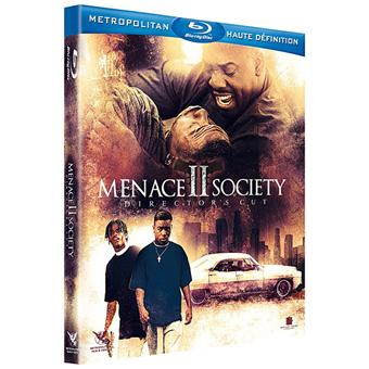 Menace II Society Blu-ray