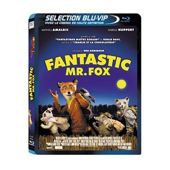 Fantastic Mr Fox Blu-ray