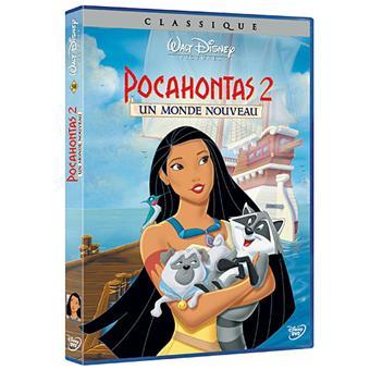 PocahontasPocahontas 2 DVD