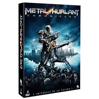 Metal Hurlant ChroniclesMetal Hurlant Chronicles L'intégrale de la Saison 1 - DVD